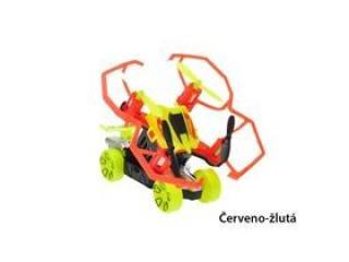 Hot Wheels Quad Racerz Kvadrokoptéra a vozidlo [HRAČKA]
